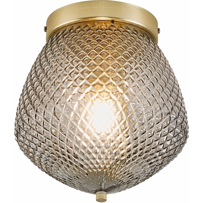 Nordlux - Orbiform Loft Ceiling lamp brass, smoked