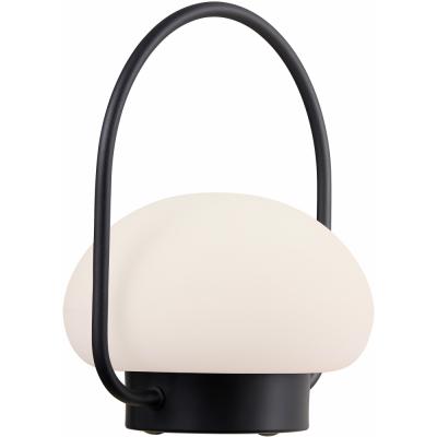 Nordlux - Sponge To Go lamp black, white