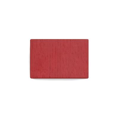 kvadrat - RMC Mittelstütze, Rot
