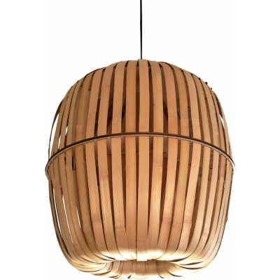 Ay Illuminate - Wren Bamboo Pendelleuchte