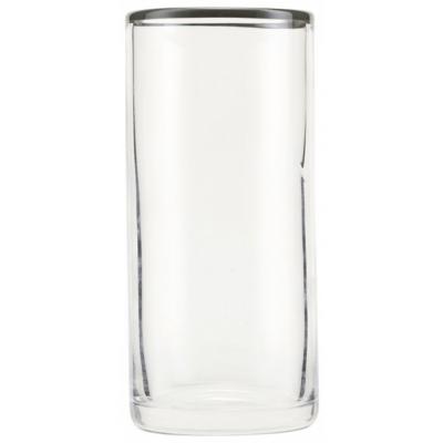 Nicolas Vahé - Glas Grau, 15 cm