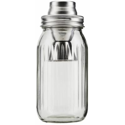 Nicolas Vahé - Clear Cocktail Shaker, Grid