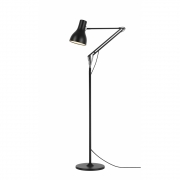Anglepoise - Type 75 Stehleuchte Jet Black