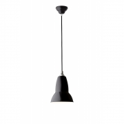 Anglepoise - Original 1227 Suspension Jet Black (Câble: Noir)