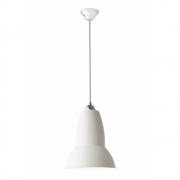 Anglepoise - Original 1227 Maxi Hängeleuchte Alpine White (Kabel: Schwarz/Weiß)