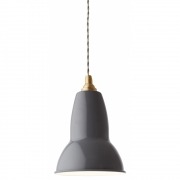 Anglepoise - Original 1227 Brass Suspension Elephant Grey