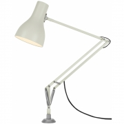 Anglepoise - Type 75 Desk Lamp with Desk Insert Jasmine White