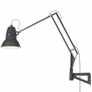 Anglepoise - Original 1227 Giant Outdoor Wall Lamp Satin Finish