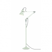 Anglepoise - Original 1227 Floor Lamp Linen White (Cable: Gray)