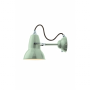 Anglepoise - Original 1227 Wall Lamp Linen White (Cable: Gray)