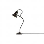 Anglepoise - Original 1227 Mini Table Lamp Jet Black (Cable: Black)