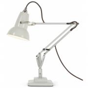 Anglepoise - Original 1227 Mini Schreibtischlampe Linen White (Kabel: Grau)