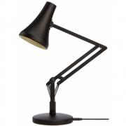 Anglepoise - Type 90 Mini Mini Lampe de table Noir de carbone
