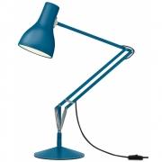 Anglepoise - Type 75 Margaret Howell Lampe de table Saxon Blue