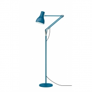 Anglepoise - Type 75 Margaret Howell Floor Lamp Saxon Blue
