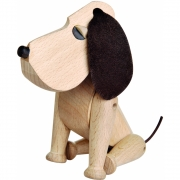 ArchitectMade - Oscar Dog Wooden Figure