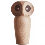 ArchitectMade - Owl Wooden Figure