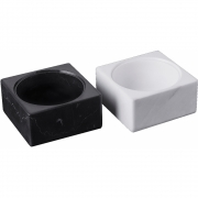ArchitectMade - PK-Mini Duo Marble Bowls (Set of 2)