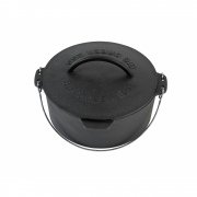 Big Green Egg - Cast Iron Dutch Oven
