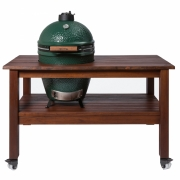 Big Green Egg - Royal Table acajou