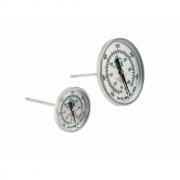 Big Green Egg - Tel-Tru Deckelthermometer