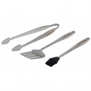 Big Green Egg - Stainless Steel Tool Set (3 Pcs.)