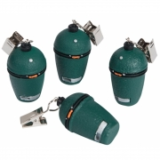 Big Green Egg - Poids (Tablecloth Ensemble de 4)