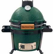 Big Green Egg Mini With EGG Carrier
