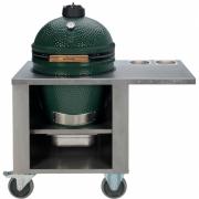 Big Green Egg - Edelstahl Profi Tisch
