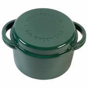 Big Green Egg - Couverture verte