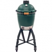 Big Green Egg - Medium Big Green Egg mit Rollwagen (Nest)
