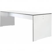 Conmoto - Riva Tisch rechteckig 180 x 70 cm | Weiß