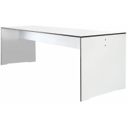 Conmoto - Riva table rectangulaire 220 x 70 cm | Taupe