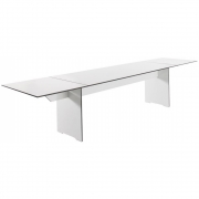 Conmoto - Riva Folding Table White