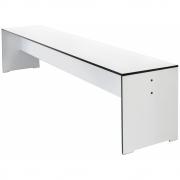 Conmoto - Riva banquette 176 cm | Blanc