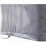 Conmoto - Abdeckhaube für Riva Tisch/Bank B 180 cm, Bank mit Lehne