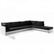 Conmoto - Riva Lounge Kombination Kombination A | Taupe | Hellbeige
