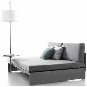 Conmoto - Riva Superlounge Sofagestell Anthrazit