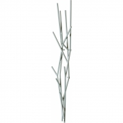 Covo - Latva Wall Coat Hanger Light Grey