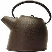 Covo - Ciacapo Teapot Large | Brown