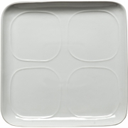 Assiette carré Opti - Covo