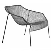 Emu - Heaven Lounge Chair Black