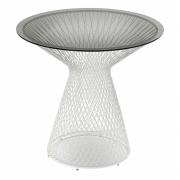 Emu - Heaven Tisch 80 cm | Weiß | Rauchgrau