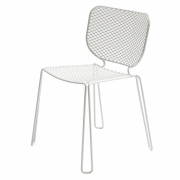 Emu - Ivy Chair Blanc