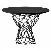 Emu - Re-Trouvé Tisch 105 cm   Schwarz