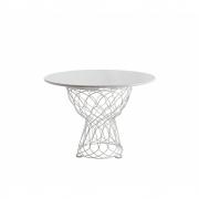 Emu - Re-Trouvé Tisch 105 cm   Mattweiß