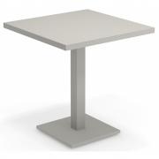 Emu - Round Tisch quadratisch 70 x 70 cm   Zement
