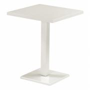 Emu - Round Tisch quadratisch 60 x 60 cm   Mattweiß