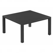 Emu - Round Tisch niedrig 80 x 80 cm | Antikeisen