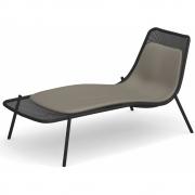 Emu - Cushion for Round Sun Lounger Brown
